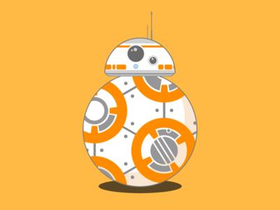 BB-8 Static bb8 star wars