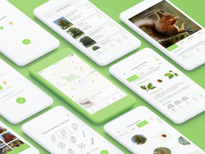 Biodiversity App mobile app
