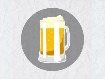 Beer Mug beer mug brew illustration