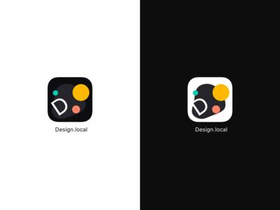 Design.local App Icon