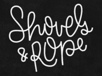 Shovels & Rope Band Logotype