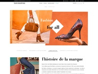 Redesign Shop page - Part 1