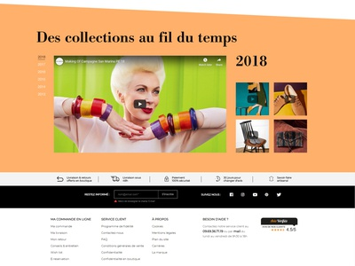 Redesign Shop page - Part 2