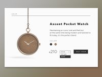 Daily UI Challenge 033 — Customize Product