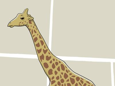 Giraffe 400