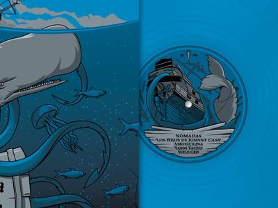 La M.O.D.A. Record Album spain lamoda album packaging