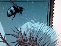 Milk Thistle & Bee