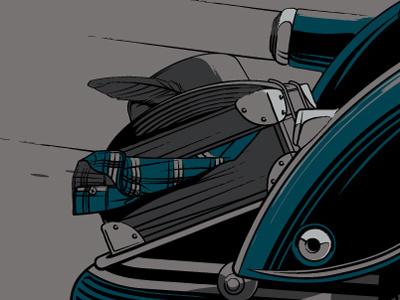 Luggage & Hat ray lamontagne indianapolis