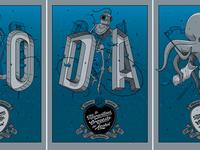 La M.O.D.A. Madrid Triptych