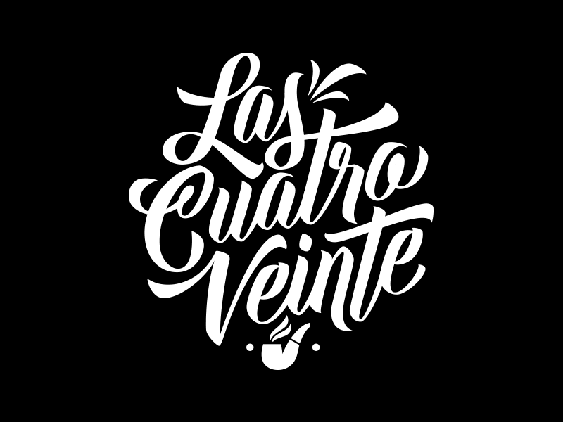 Las Cuatro Veinte By Edgar Jimenez On Dribbble