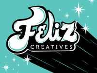 Feliz Creatives Rebrand