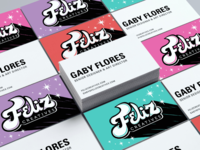 Feliz Creatives - Business Cards