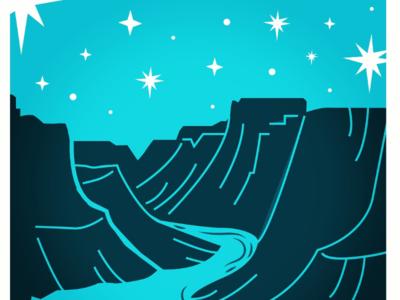 Big Bend: Azul Dreams