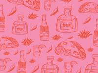 Tacos, Tequila, y Cerveza