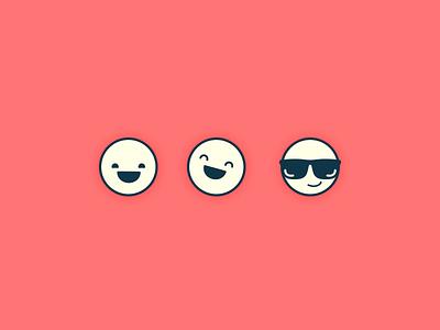 Emojis icons illustraion