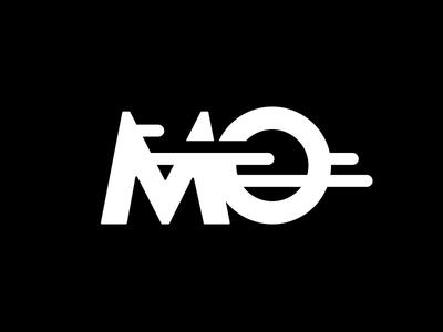 MO logo mark simple logo