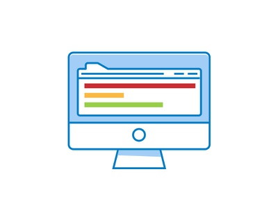 Desktop Icon icon