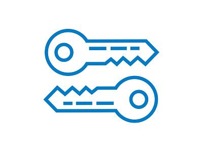 Keys Icon icon