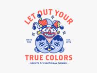 Let Out Your True Colors