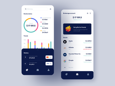 Stock App Designs Themes Templates And Downloadable Graphic Elements On Dribbble