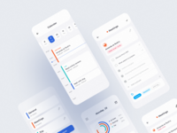 To-Do List App Design to do list todolist to do app tasks task manager task management app task management task list mobile app design mobile app management app design mobile concept design shakuro ios app ux ui