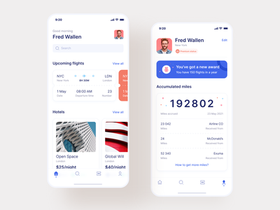 Airline App traveling boardingpass ticket app flight flight search ticket airplane airline app airline journey interface mobile design shakuro app ux ui