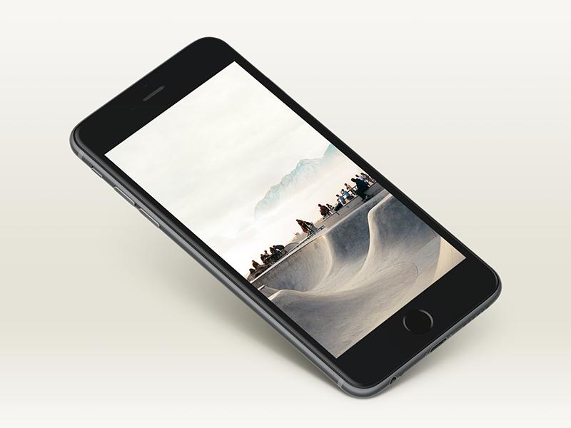 айфон с тенями картинки