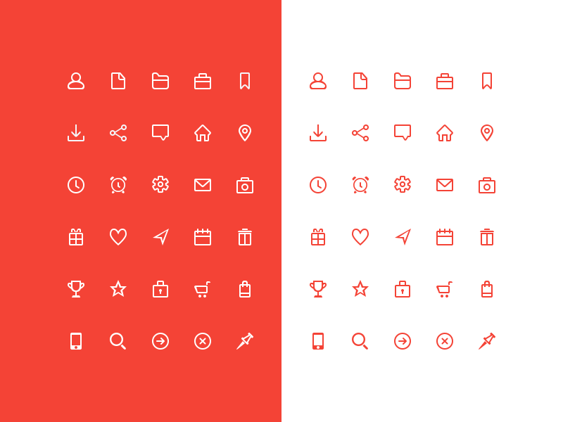 30 Free Icons from Shakuro psd free social set shakuro icon icons