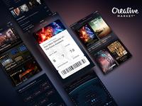 Tickets UI Kit