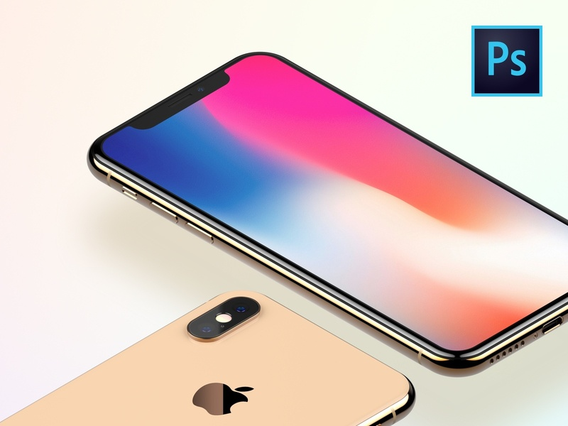 iPhone XS Concept iphone xs iphone x web motion logo mockup apple design template apple design concept iphone shakuro app ios ux ui