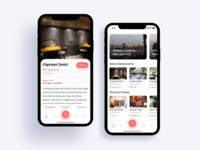 HORECA App Concept