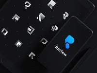 Letter R Logo Refinement