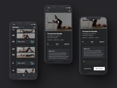Fit-In-Turn App Workout