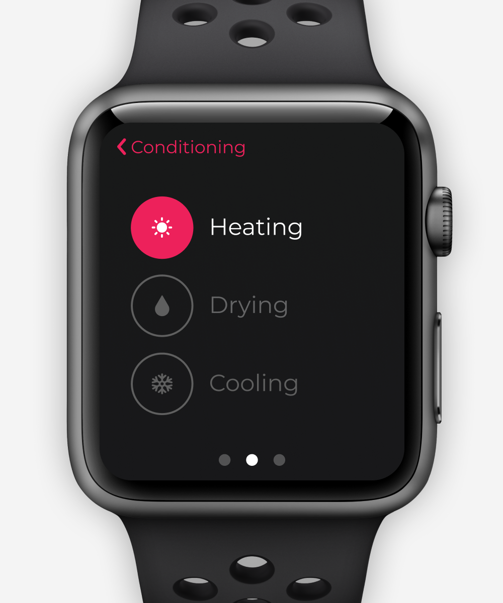 Smart watch conditioning 02