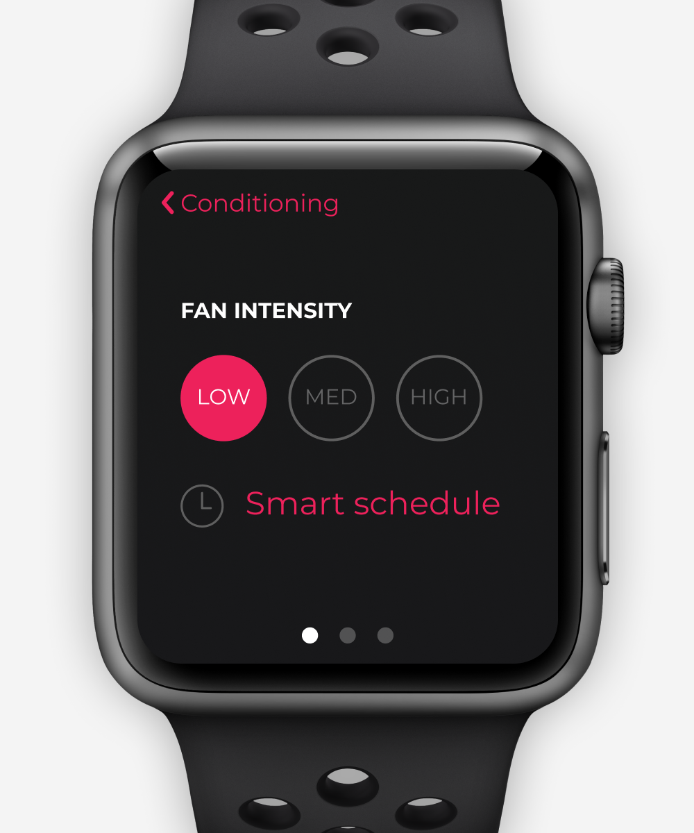 Smart watch conditioning 01