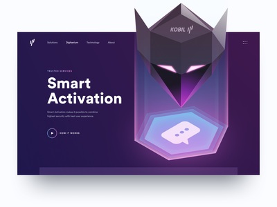 Data Encryption Service Illustration smart activation website web page design web ux ui technology service security payment landing page isometric illustration identity home page digital data protection card payment protection app protection 3d