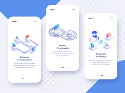 Secure Data App Concept