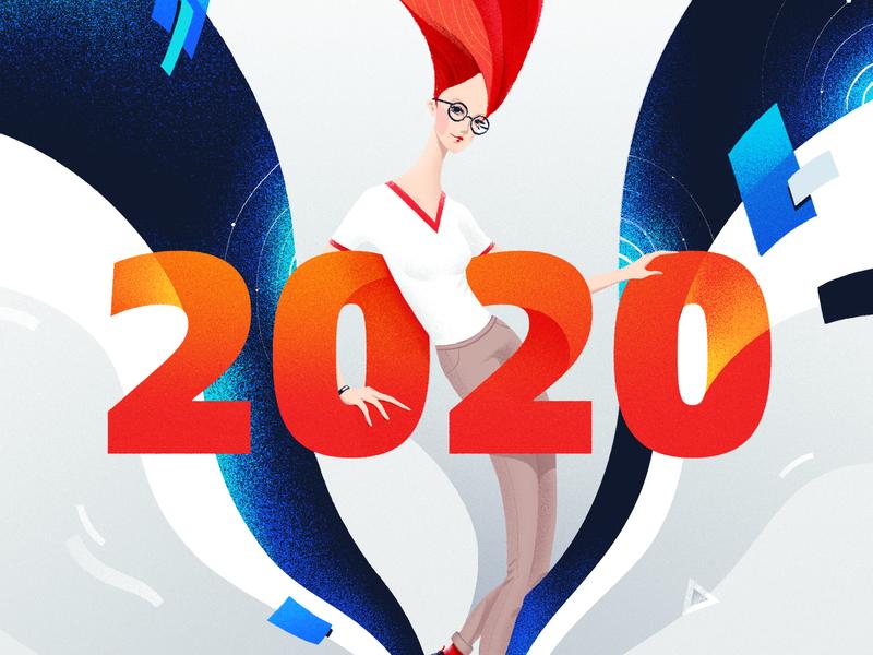 UI/UX Design Trends for 2020 designer mobile design web design blog article art illustration design trends 2020 2020 trends design ux ui