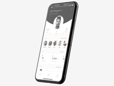 Our Best iOS Applications of 2019 ux ui iphone xs xr transition interaction motion design motion graphics best ios applications of 2019 2020 2019 best of 2019 top shots application mobile ios animation