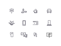work.life iconography (WIP)