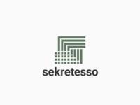Sekretesso logo design