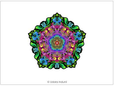Pattern Art mandala pattern design seamless pattern art