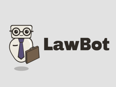 LawBot logo idea
