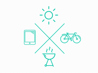 Tech summer social unfinished idea