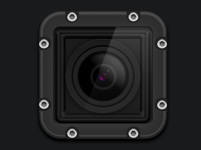 GoPro - Hero3 PSD