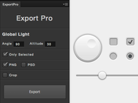 ExportPro Photoshop Plugin