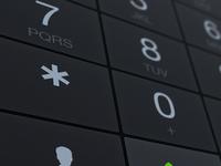 iPhone5 Keyboard