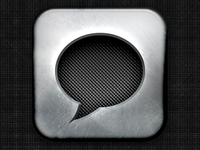 Chat-Mic Icon