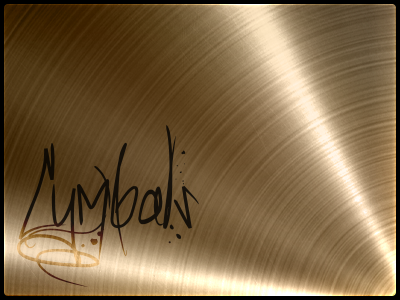 Cymbals Effect cymbals music sound instrument. ui effect app