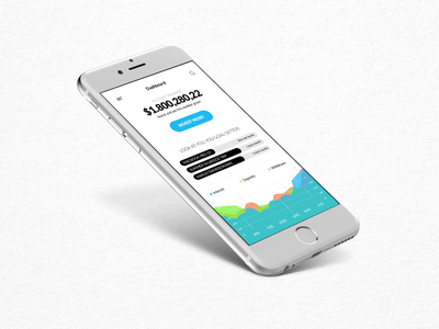 Bank APP UX/UI Design fintech invite app bank finance stocks ipo investment ios android ux ui